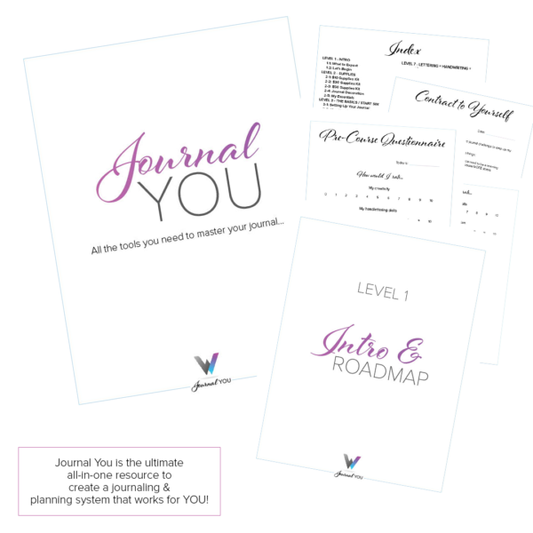 Create a Journal you Love! | Journal You